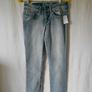 Junior's SO  Blue Jeans Pants Size 1 Reg